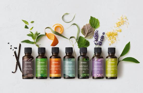 pure essential oil
