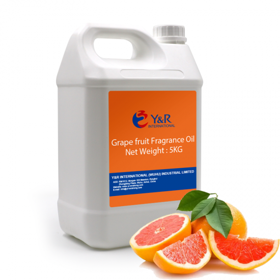 Grape fruit Fragrance oil
